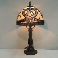 celtic knot irish table lamp