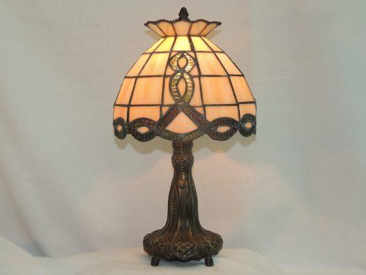 celtic wave accent lamp