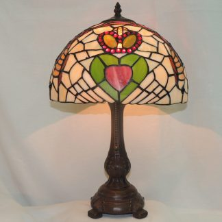 claddagh table lamp