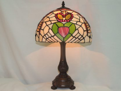 claddagh table lamp