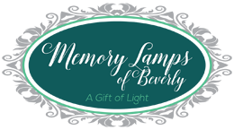 memory lamps of beverly logo