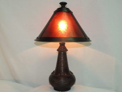 "mica 16"" high memory lamp"