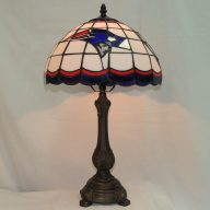 new england patriots memory sports lamp