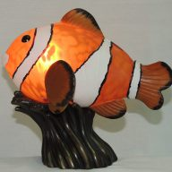 clown fish lamp gift of light