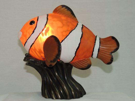 clown fish lamp gift of light