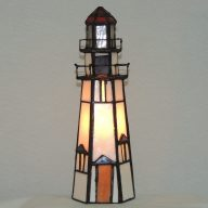 marblehead lighthouse sandusky bay accent lamp