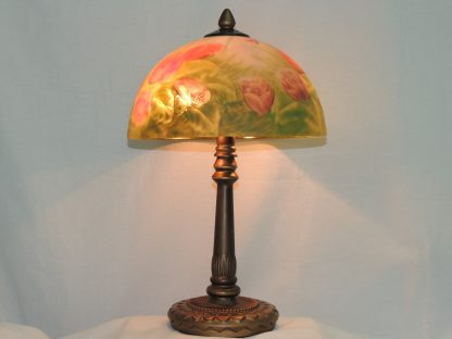 rose dome remembrance lamp