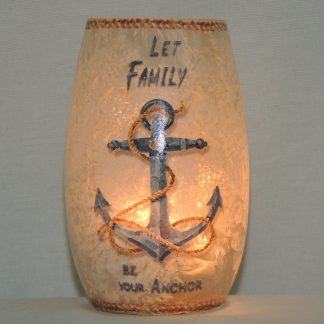 anchor family accent lamp small