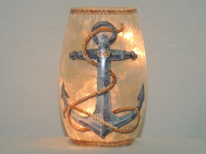 anchor accent lamp small