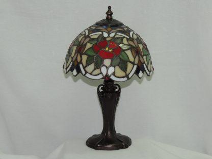 renaissance rose accent table lamp